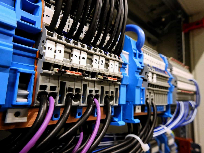 installation éclairage électrique