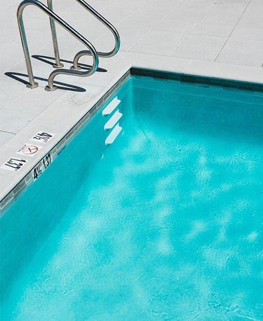 entretien du chauffe-piscine