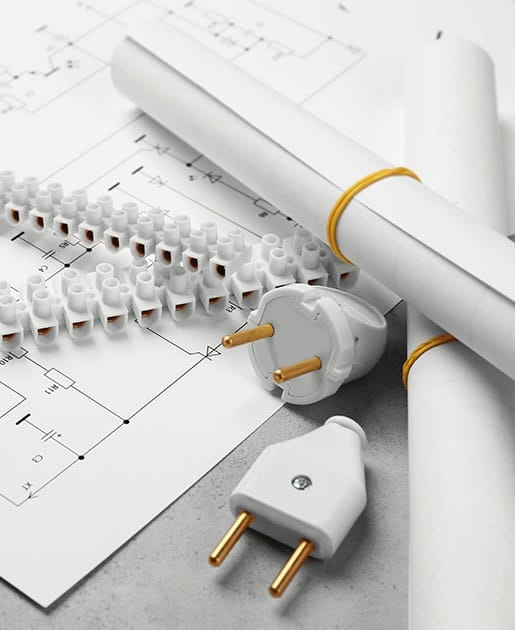 schéma d'installation électrique