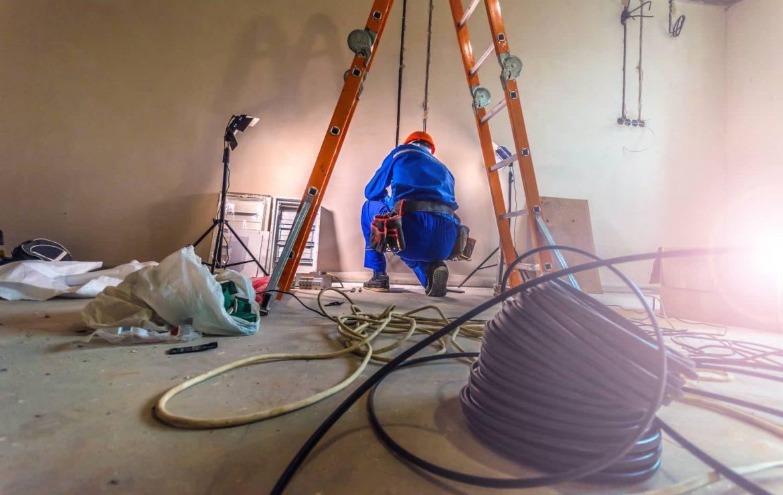 Procédure de mise en service d'une installation électrique