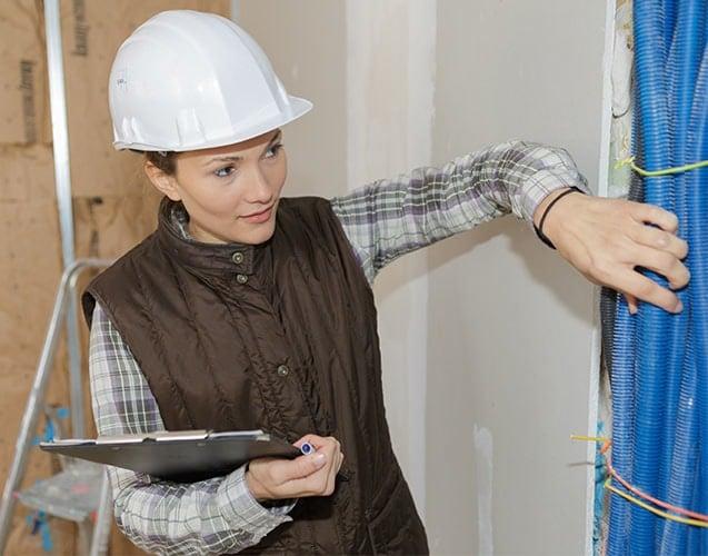 entreprise d'inspection électrique
